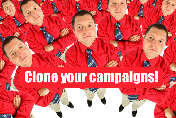 Clone your contests and promotions!