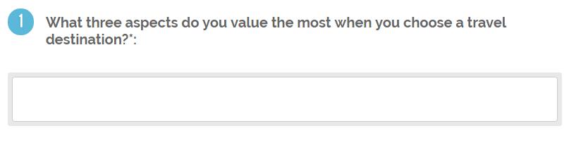 Html Structure for Questionnaires / Quizzes / Surveys – Cool Tabs