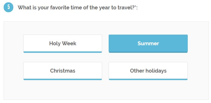 Html Structure for Questionnaires / Quizzes / Surveys – Cool